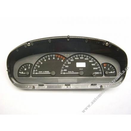 Přístrojová deska Fiat Bravo, Brava, Marea r.v.98 benzin Veglia