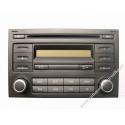 Autorádio VW RCD 200 POLO RDS CD