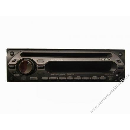 Autorádio Sony CDX-GT201C CD RDS
