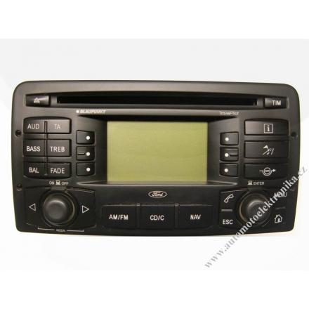 Autorádio Ford TravelPilot s navigací RNS4-TP170
