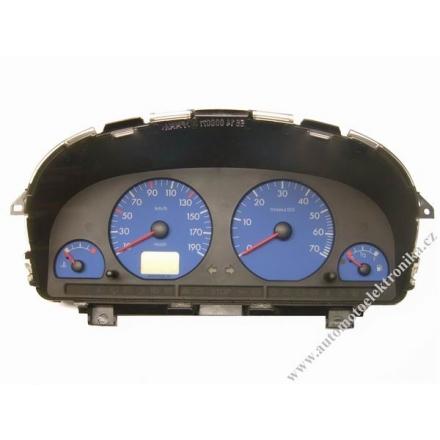 Přístrojová deska Citroen Berlingo 9639 3686 80 r.v.01 HDI