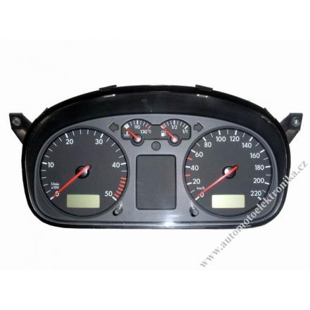 Přístrojová deska VW Transporter T4 r.v. 99 VDO 7D0 920 801B