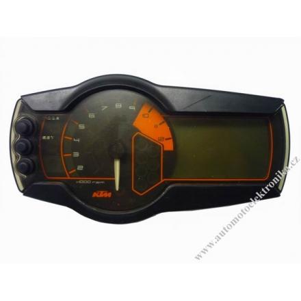 Přístrojová deska KTM 990 Superduke