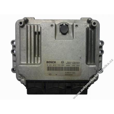 Motorová jednotka Renault EMS 3132 S110140201 A