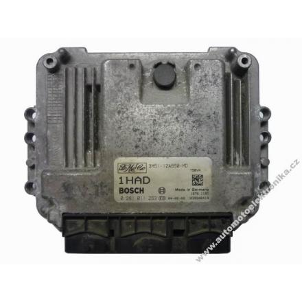 Motorová jednotka Ford C-max 3M51-12A650-MD