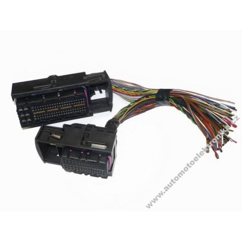 Konektory do řídící jednotky EDC16  VW, Škoda, Audi, Seat