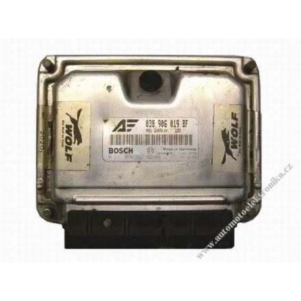 Motorová jednotka Ford Galaxy Bosch 1,9 TDI nachipovaná 038 906 019 BF