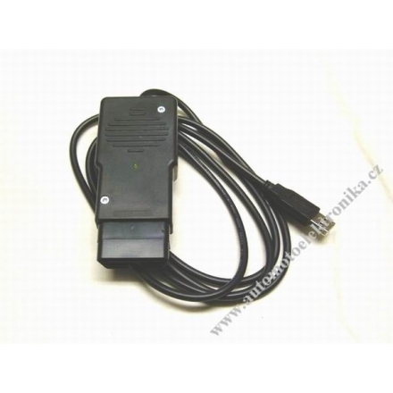 Diagnostika Fiat/Alfa Romeo/Lancia USB