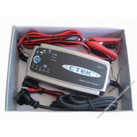 XS 7000 Ctek nabiječka autobaterií automatická