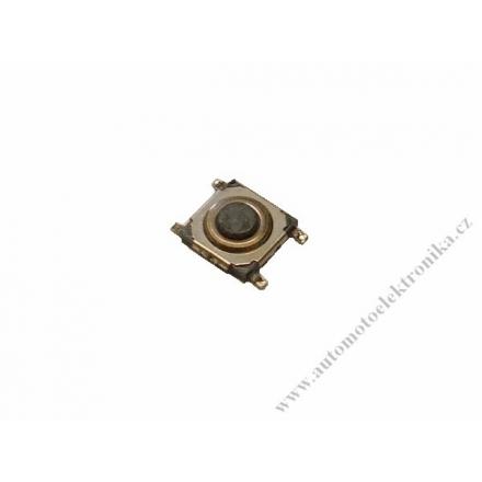 Mikrospínač tlačítko do dálkových ovladačů 5x5mm SMD