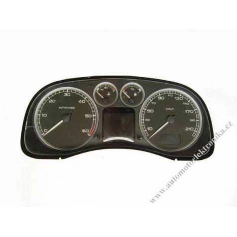 Přístrojová deska Peugeot 307 HDI r.v.01 9636708880C