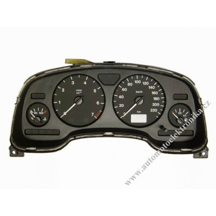 Přístrojová deska Opel Astra G, Zafira benzín r.v.01 VDO 24 419 563 HY