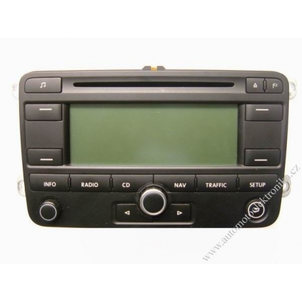Autorádio VW CD MP3 s navigací Blaupunkt RNS 300