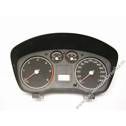 Přístrojová deska Ford Focus C-max TDCI r.v.06 4M5T-10849-CL