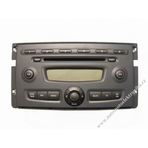 Autorádio Smart CD MP3