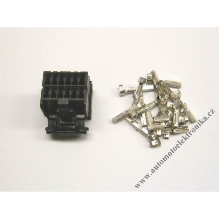 Konektor Multilock 12 pin zásuvka