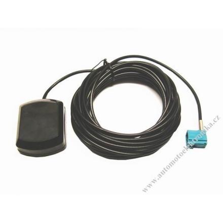 Anténa GPS Fakra magnetická kabel 5m