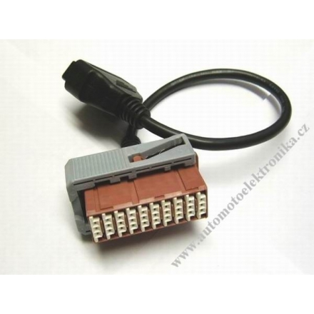 Redukce OBD II - Citroen, Peugeot 30 pin