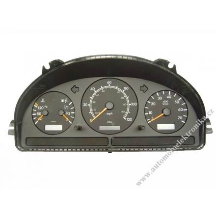 Přístrojová deska Mercedes ML r.v.97 Mph A1635401147
