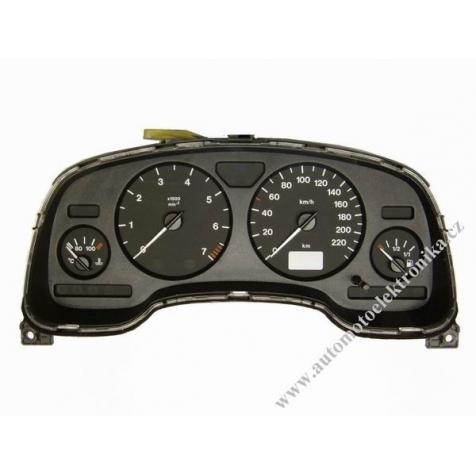 Přístrojová deska Opel Astra G, Zafira benzín r.v.99 VDO 110.008.830/024