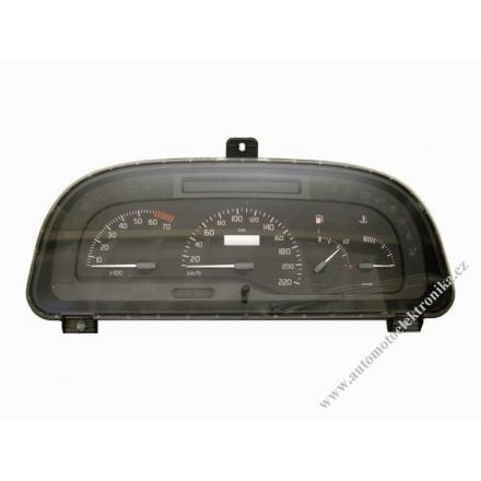 Přístrojová deska Renault Laguna r.v.95 benzín s pal.počítačem 0904/564/9901
