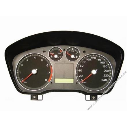 Přístrojová deska Ford Focus benzin r.v.06 4M5T-10849-EP