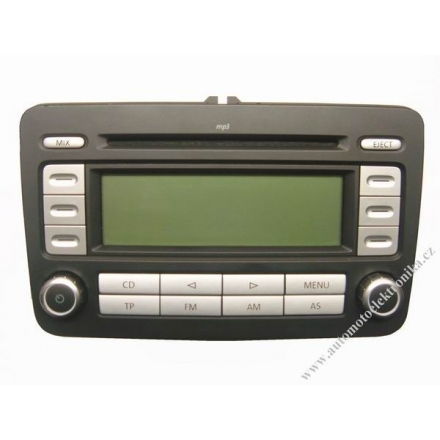 Autorádio VW RCD 300 RDS CD MP3