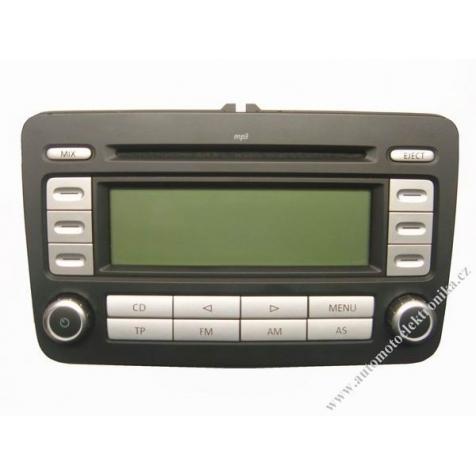 Autorádio VW RCD 300 RDS CD MP3