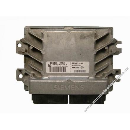 Motorová jednotka Renault EMS 3132 S110140024 A
