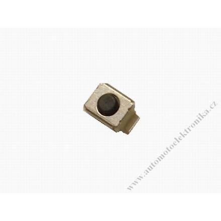 Mikrospínač tlačítko do dálkových ovladačů 3x2,5mm SMD