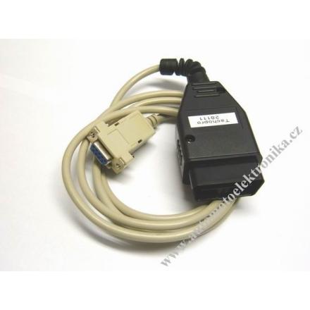 TACHOPRO diagnostický kabel a programátor