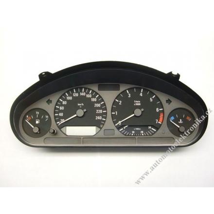 Přístrojová deska BMW E 36 Benzin r.v.92 320,323,328 VDO110.008.463/060