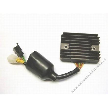 Regulátor dobíjení Honda VFR 800 r.v.00