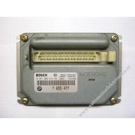 Řídící jednotka Bosch 0 261 204 314 BMW K1200RS r.v.03