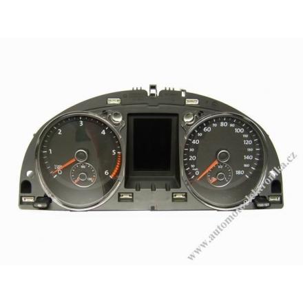 Přístrojová deska VW Passat r.v.2009 2,0 TDI, maxidot, mph