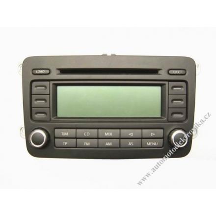 Autorádio VW RCD 500 na 6xCD