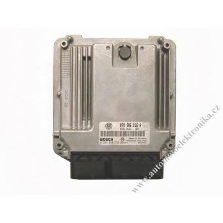 Motorová jednotka VW Transporter 2,5 TDI, Bosch 0 281 010 733