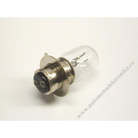 Žárovka T19 12V 35/35W dvouvláknová