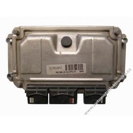Motorová jednotka PSA Citroen Peugeot Bosch ME7.4.4. 0 261 206 606