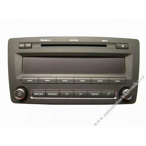 Autorádio Škoda Octavia II SWING CD MP3