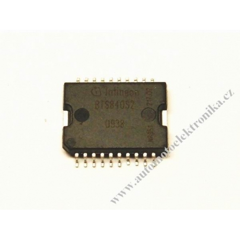 Power switch BTS 840 S2